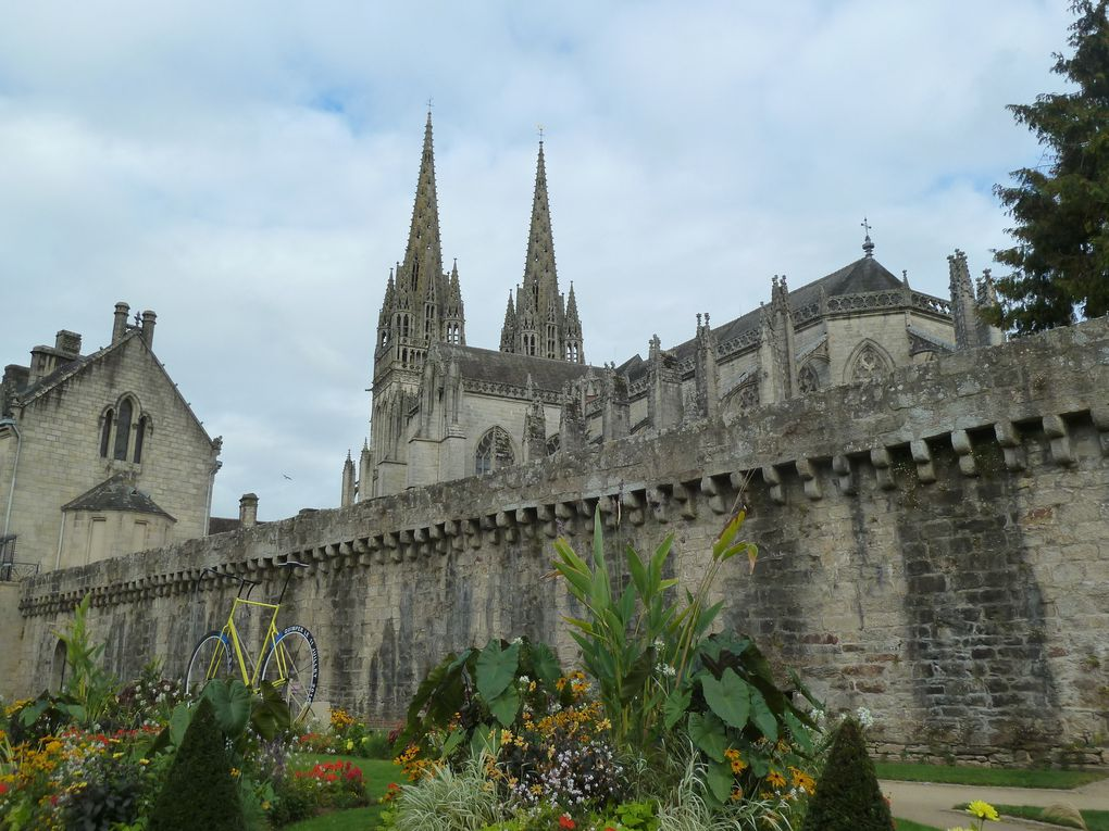 Visite du musée départemental breton de Quimper - Bretagne 2018.