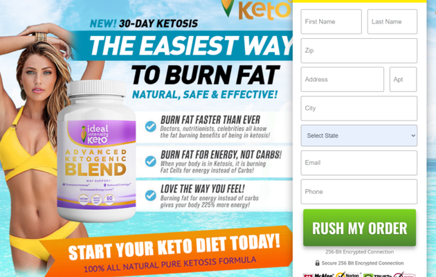 Ideal Intensity Keto :- Make Your Weight Loss Faster!