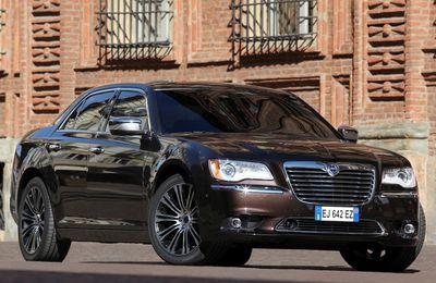 Genève 2012 : quand la Lancia Thema passe à l'intégral