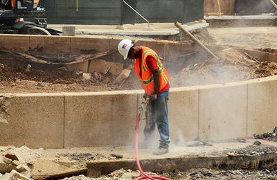 9 Safety Tips for Jackhammer Users