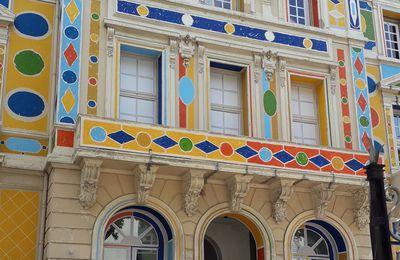 A l'Hôtel des Arts de Toulon