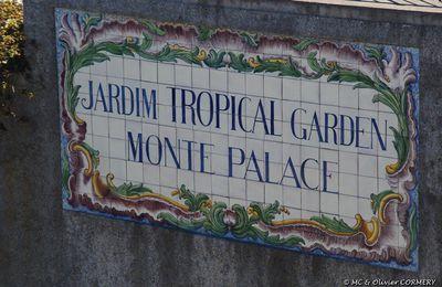 Mai 2014 - Madère : Jardin Tropical do Monte Palace