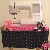 Much Ado About Nothing: ~Sewing Caddy Tutorial and RAK~