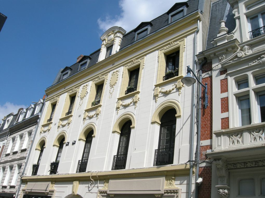 5 rue des Balances, Jean Lacoste et Paul Davrinche (sa maison), architectes, 1922. (plan : collection privée).