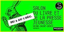 France : ouverture du salon du livre de jeunesse de Montreuil