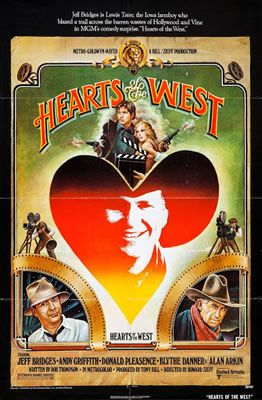 Hearts of the West de Howard Zieff