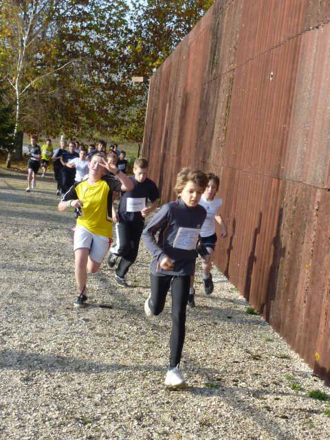 Album - Cross District Run and Bike Romilly 2011