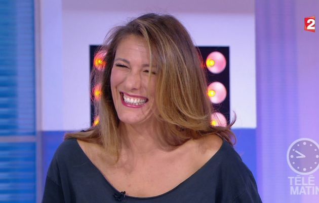 📸5 MARIE MAMGIOGLOU @MarieMamgioglou @telematin @France2tv ce matin #vuesalatele