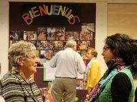 Images saisies lors de la conférence de la Dre Riva à la Maison de quartier du Plateau au Petit-Lancy et de la collation qui a suivi.
