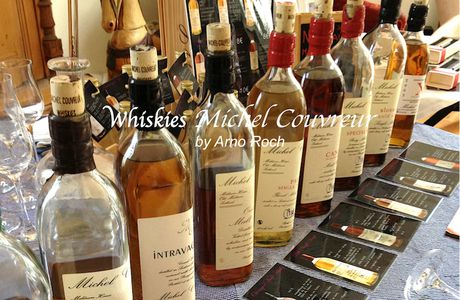 Boutique Whiskies Michel Couvreur by Arno Roch