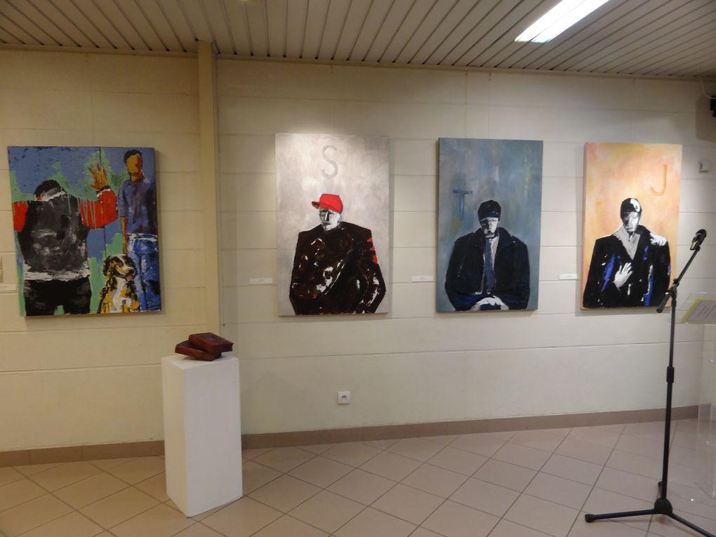 Une exposition de Catherine Jullien et Anne-Marie Menudier, peintres Du vendredi 30 novembre au dimanche 16 décembre 2012 Centre Jean Hardouin