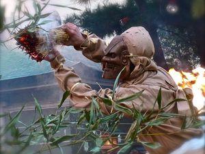 Hiver : Le 3 février : La fête du Sètsubun 節分, ancien nouvel an japonais