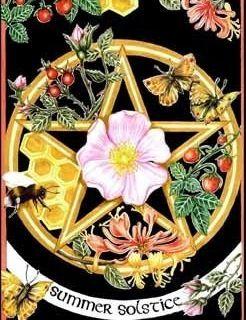 Le solstice d'été : la fête de Litha