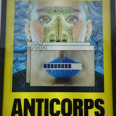 Anticorps et Street -art au Palais de Tokyo