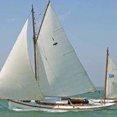 Comment reconnaître les différents types de voiliers - le Yawl ou Dundee - ActuNautique.com