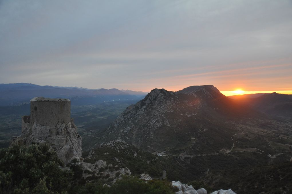 Le coucher de soleil (7 photos)