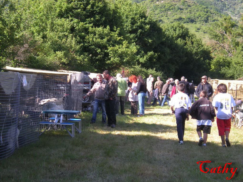 Les photos de la journée du 19 juin 2011 aux Omergues