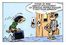 Gaston, le premier employé digital-natif avant même internet ?