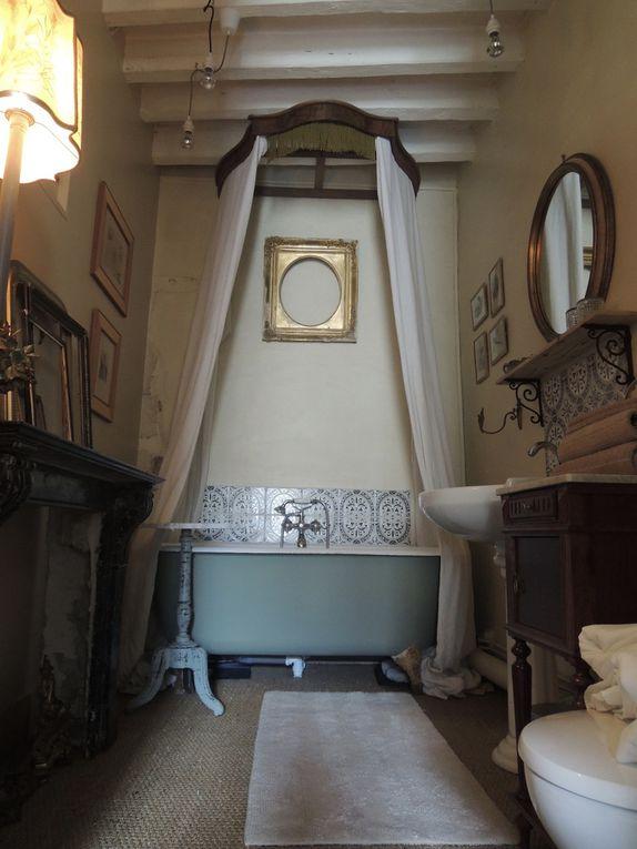 Chambre Vert Véronèse