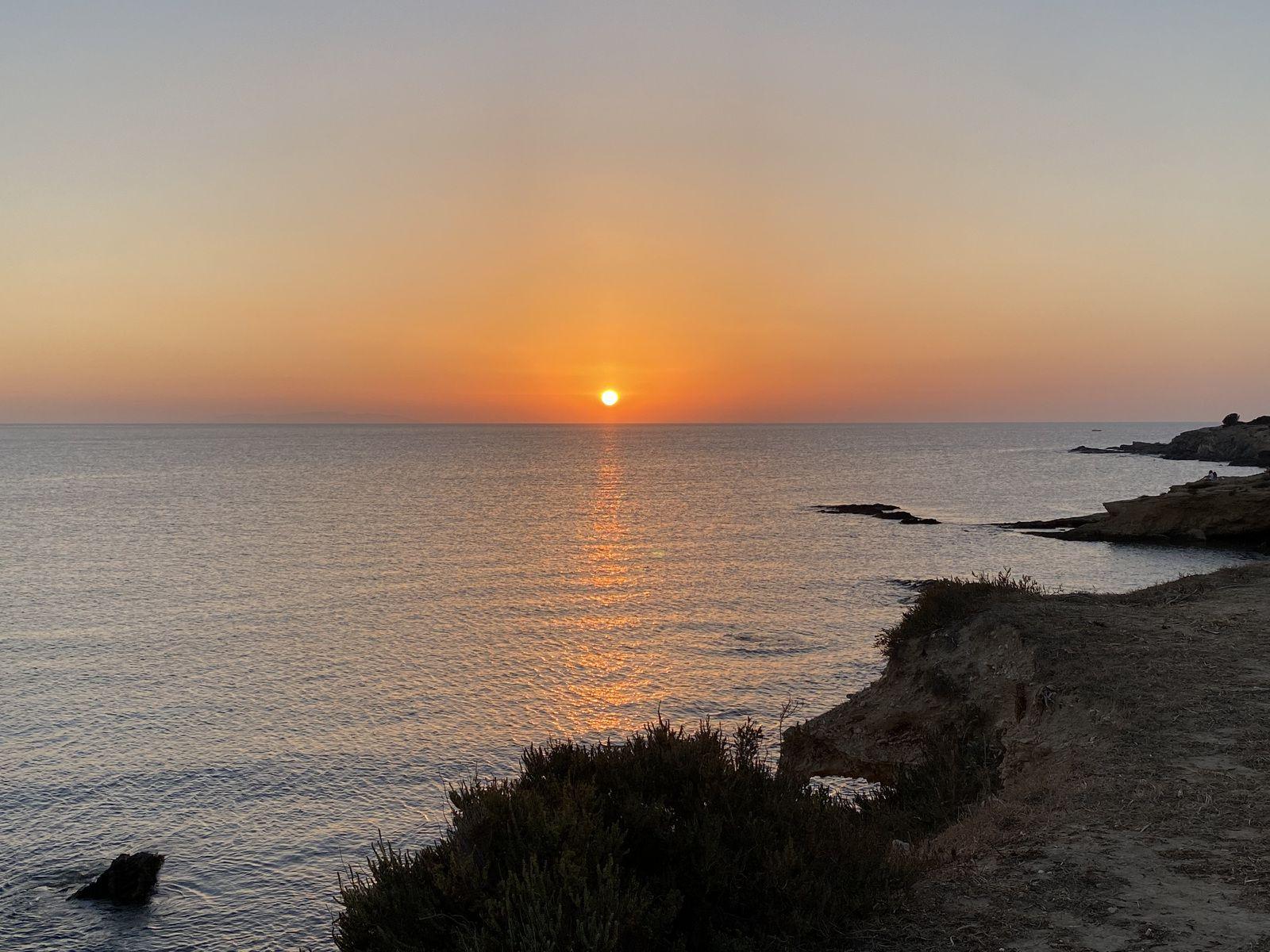 Vu du Sunset