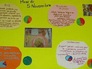 Expo 5A projet cantine