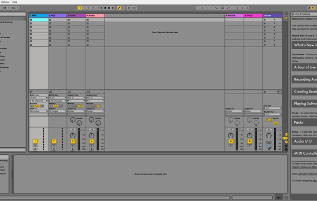 Ableton Live Suite 10.1.9 (x64) With Full Crack