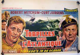 Torpilles sous l'Atlantique  ( The enemy below )