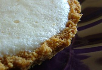 Key lime pie (tarte au jus de citron vert) top délicieuse !