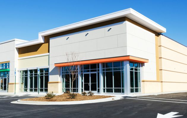 Color Considerations for Commercial Buildings