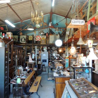 Brocante Thamalet