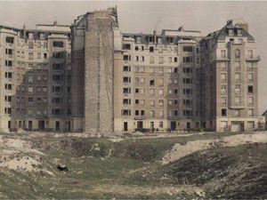 """Exposition """" L'empreinte des fortifs"""" à l'occasion du centenaire de la décision de la démolition des fortifications de Paris #2"""