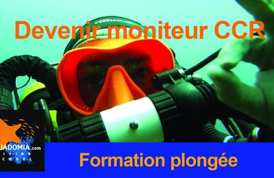 Devenir moniteur de plongée recycleur, comment faire ?