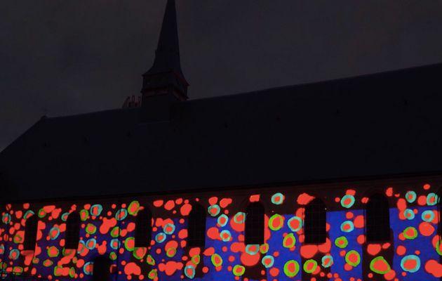 [VIDÉO] ATELIERS VIDEO MAPPING FESTIVAL #3 - Musée de l'Hospice Comtesse, Lille, octobre 2020