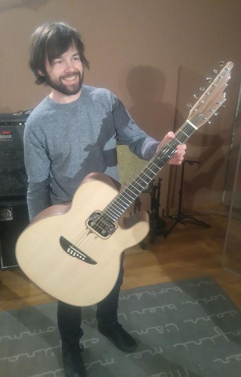 Guitare folk Vopche [re-crafted]