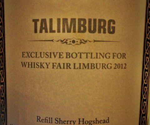 Talimburg 18Y MoS