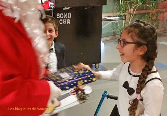 fête de Noël de l'internat 7 décembre 2015