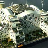 Seastanding institute : un pavillon à déterminer