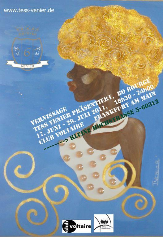 vilaines ou minimales, vulgaires ou schématiques, les affiches africaines couvrent les murs des quartiers populaires. L'artiste africain est souvent maltraité par les faiseurs d'affiches...