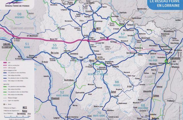 Pour une relation ferroviaire directe Verdun-Nancy !