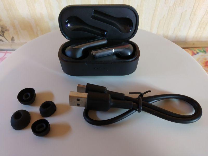 découverte des écouteurs True Wireless Bluetooth 5.0 - Aukey EP-T21S @ Tests et Bons Plans