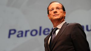 "François Hollande : ""l'offensive !"""