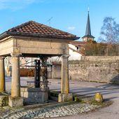 HENNECOURT, un charmant village de la Plaine des Vosges - Photographies VOSGES en PLAINE