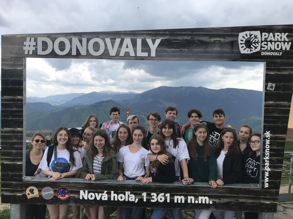 SMSL19 Health Hiking in the Slovak Mountain - Donovaly