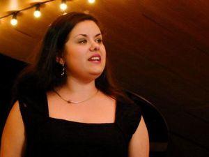 anaïs constans, la voix haut perchée d'une étoile du sud-ouest, une voix de soprano qui nous vient de montauban