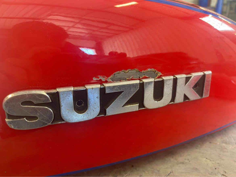 SUZUKI GT 125 VENANT DU 35