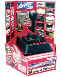 LE JOYSTICK COMMODORE 64