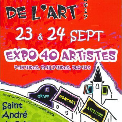 Exposition saint martin de seignanx