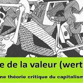 """"""" Avec Marx, contre le travail """", par Anselm Jappe."""