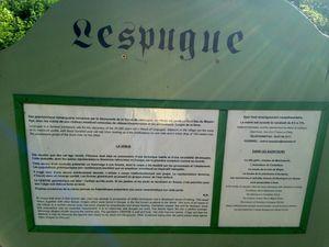 #l'espugue #occitanie  #charlotteblabla blog