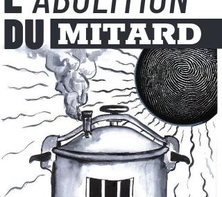 """""""pour l'abolition du mitard"""" brochure"""